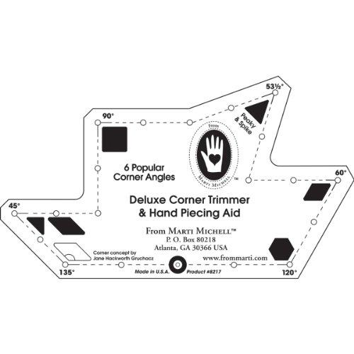 Preisvergleich Produktbild MARTI Michell 6,5x 25,4cm Deluxe Corner Trimmer