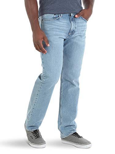 Wrangler Herren Relaxed Fit Jeans, Stonewash Flex, 38W / 36L (Jean Wrangler-relaxed Fit)