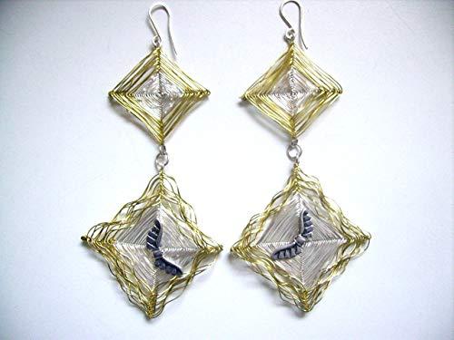 20% di sconto da applicare sul prezzo esposto orecchini in metallo doppio colore, argento ed oro