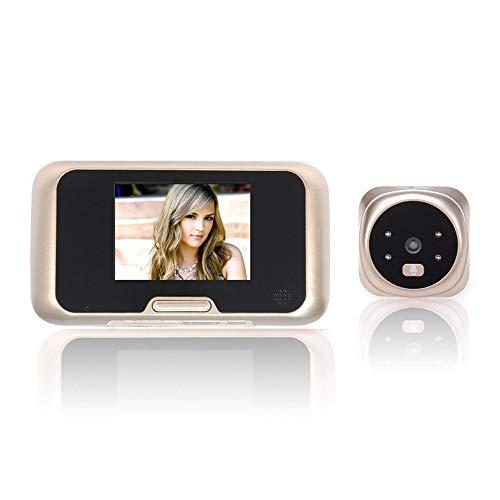 3,0 Zoll TFT LCD Digital Wireless Türklingel Zoom Kamera Peephole Viewer 160 Grad Weitsicht Nachtsicht Türklingel QR-09 Ge-wireless-kamera