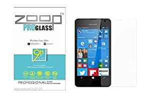 Premium High Quality 2.5D Rounded 9H 2.6mm Anti Burst Tempered Glass for Microsoft Nokia 950
