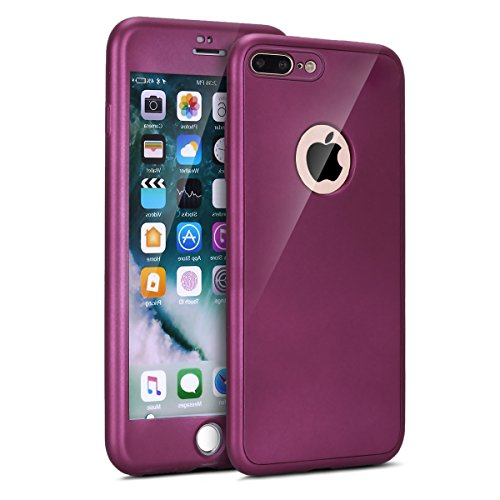 Funda iPhone 8 Plus,iPhone 8 Plus Carcasa Funda Caso