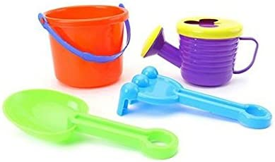 Ratna's Safe and Sturdy Deluxe Gardening Set for Kids (Multicolour)