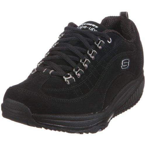 Skechers Shape ups XF Energy Blast 12321 BKN, Sneaker Donna