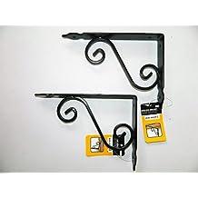 equerre fer forge. Black Bedroom Furniture Sets. Home Design Ideas