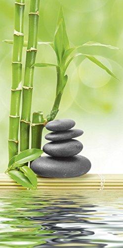 Artland Leinwand auf Keilrahmen oder gerolltes Poster mit Motiv scorpp Spa Konzept Zen Basaltsteine...
