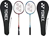 Yonex GR 303 Aluminum Blend Badminton Racquet with Full Cover, Set of 2 - Best Reviews Guide