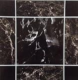 Selbstklebendes Vinyl Direkte Wyre Adheshive Bodenfliesen Halterloser Schwarzem Marmor , 4 Stück für Küche und Badezimmer