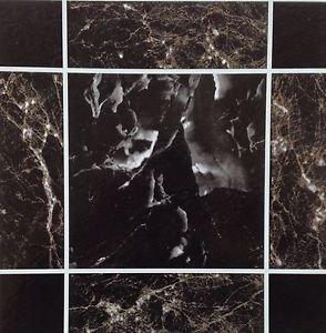 vinilo autoadhesivo directa Wyre adheshive suelo azulejos plana sin schw arzem mármol, 4unidades para cocina y cuarto de baño
