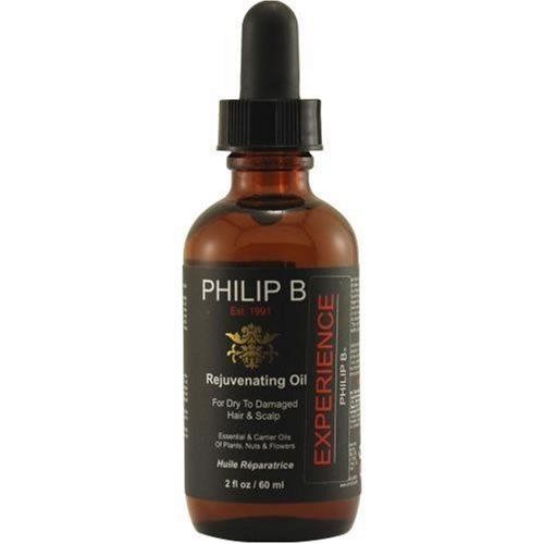 Rejuvenating Oil For Dry to Damaged Hair and Scalp 60ml