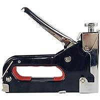 Handnagler HIGO Handtacker 5325 aus Kunststoff Klammern 4-8 mm für Heimwerker