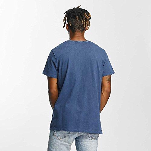 Timberland Uomo Maglieria/T-Shirt Dead River Blu