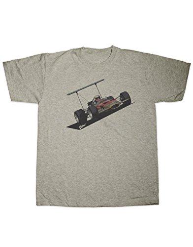Aller Leaf-formel (Hotfuel-Formel 1 Lotus Cosworth Print T-Shirt. alle Größen)