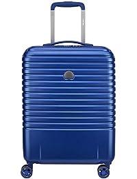 DELSEY PARIS CAUMARTIN PLUS Equipaje de mano, 55 cm, 37 liters, Azul (Bleu)