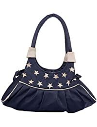 Fashion Knockout Navy Galaxy With Belt