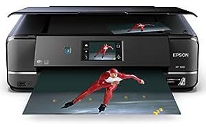 Epson Expression Photo XP-960 5760 x 1440DPI Inkjet A4 8.5ppm Wi-Fi - multifunctionals (Inkjet, Colour printing, 5760 x 1440 DPI, 100 sheets, A4, Black)
