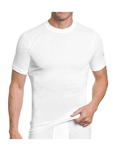 feinrippunterwaesche Kumpf 92000151 T-Shirt 2er Pack weiß 8