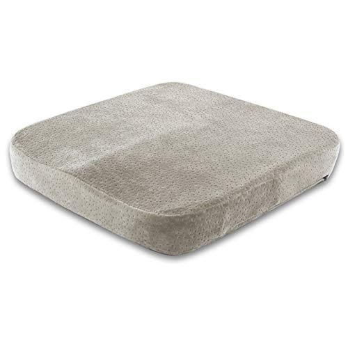 ADDS Sitzkissen/Orthopädisch Auflagen Hüften, Office Padded Health Care Pad Memory Foam, Langsam Rebound Pad, USB-Heizung (Farbe : #4, größe : Heating) -