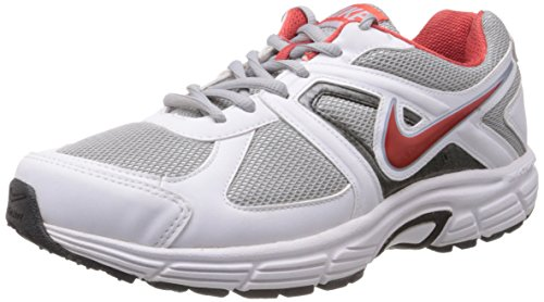 Nike Men Grey And White Transform Iv Sports Shoes