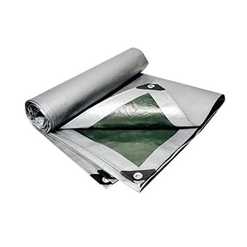 RGZJ Verdicken LKW Linoleum Tuch Leinwand Baldachin Plane Wasserdicht Sonnencreme Isolierung (Size : 5x10m)