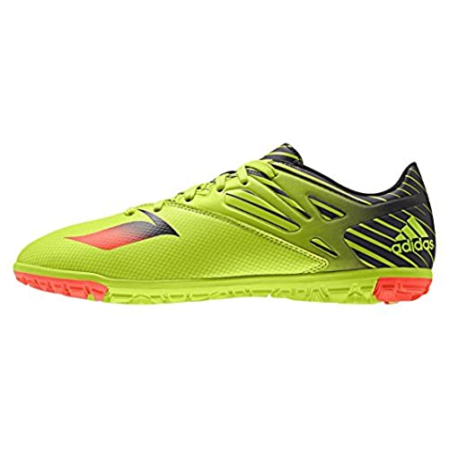 adidas Messi 16.4 FxG, Chaussures de Foot Homme, Plata (Plamet/Negbas/Azuimp), 44 2/3 EU