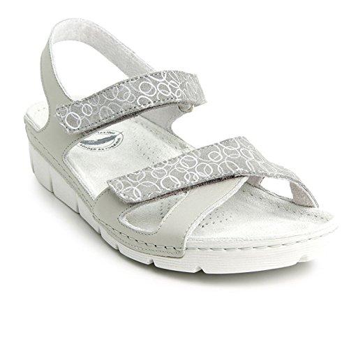 Batz Toledo Léger et Flexible Sandales Sabots Mules Chaussons Chaussures de Qualité Supérieure en Cuir Femme