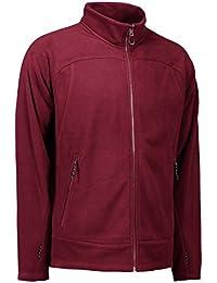 Amazon.fr   bordeaux veste - Manteaux et blousons   Homme   Vêtements 07511541290
