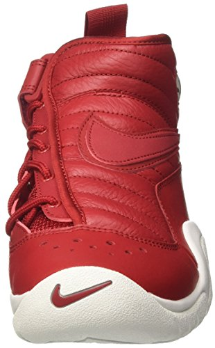 Nike Air Shake Ndestrukt, Chaussures de Gymnastique Homme Rouge (Gym Red/gym Red/summit White/port)