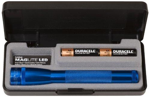 Maglite AA LED Presentation Box - Linterna, color azul, talla NA