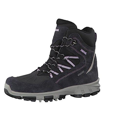 Meindl Sapatos De Crianças Inuit Júnior 7719 Lilás / Antracite