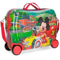 MALETA MICKEY MOUSE ROADSTER RACERS