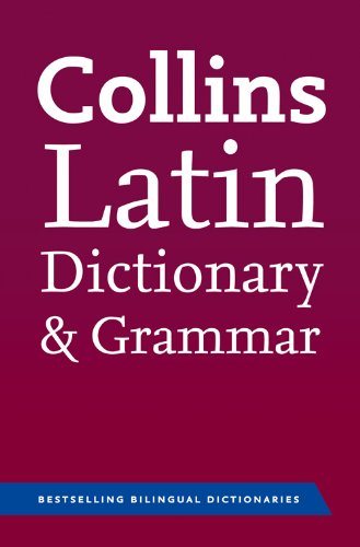 Collins Latin Dictionary and Grammar Cover Image
