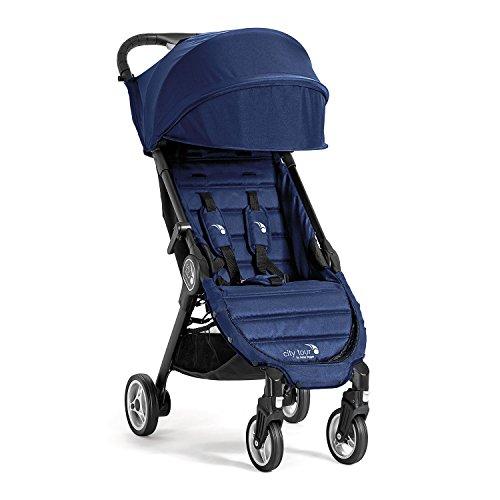 Baby Jogger City Tour - Silla de paseo, color azul marino (modelo 2017)