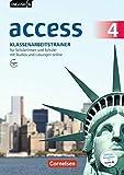 English G Access - Allgemeine Ausgabe / Band 4: 8. Schuljahr - Klassenarbeitstrainer mit Audio-Materialien, Lösungen online und Lerntipps