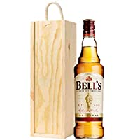 Bells Blended Whisky in Wooden Gift Box from Bells