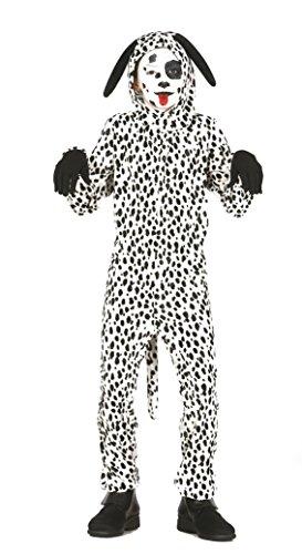 Kostüm Niedliche Für Erwachsene Dalmatiner - Guirca-Kostüm Dalmatiner, Größe 7-9Jahre, Weiß (83246)