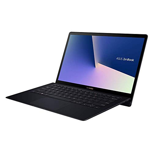 ASUS ZenBook S UX391FA (90NB0L71-M00120) 33,7 cm (13.3 Zoll, FHD, WV, Matt) Ultrabook (Intel Core i7-8565U, 16GB RAM, 512GB SSD, Intel UHD-Grafik 620, Windows 10) blau -