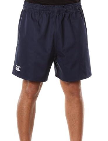 Short Court Coton Homme - Canterbury Professional Short avec poches Short de