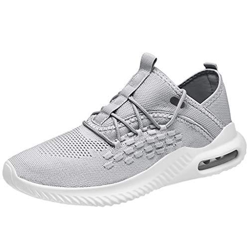 ☀NnuoeN☀ Scarpe Running Uomo Scape per Sport Outdoor Uomo Uomo Scarpe da Corsa Scarpe da Ginnastica Scarpe Comode per Camminare Jogging Sneakers