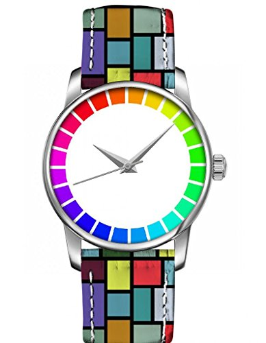 ouo-rainbow-color-round-dial-brand-casual-style-analog-quartz-wristwatch-colorful-watches-for-girls