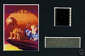 The Lion King Disney Limited Edition Film Cell m