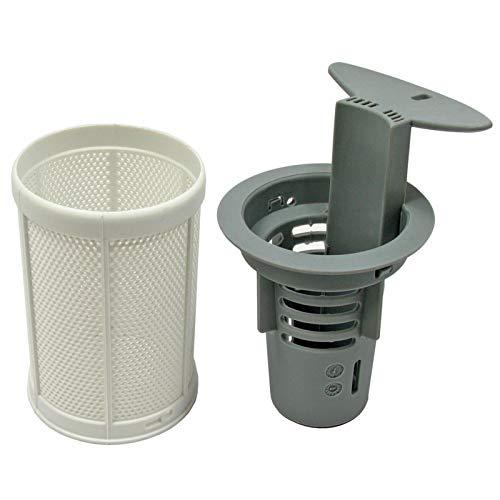 Spares2go - Filtro drenaje central carcasa malla lavavajillas