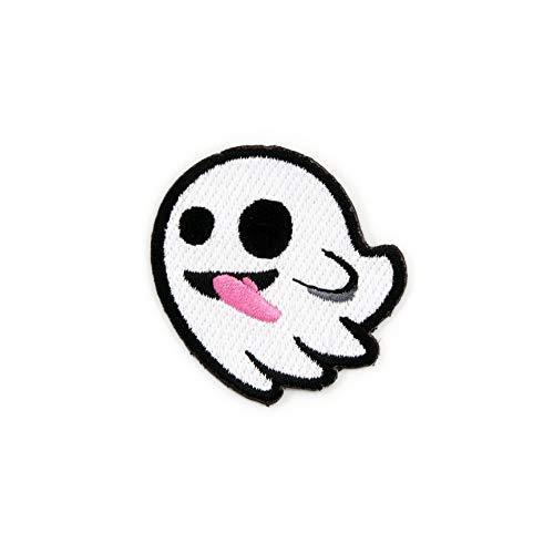 Winks For Days Flying Ghost Aufnäher zum Aufbügeln