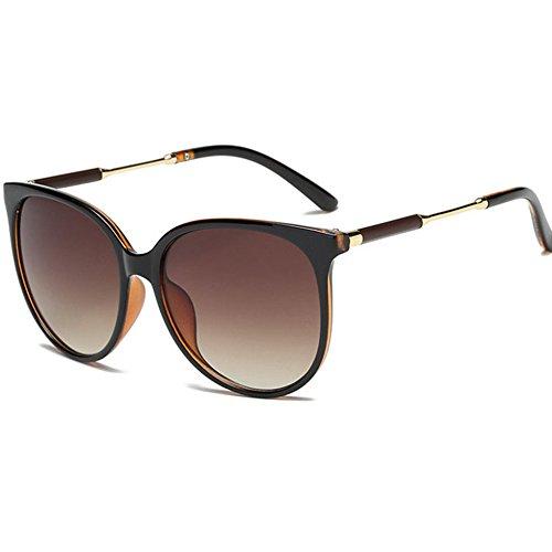 Aoligei Double-couleur galvanoplastique homme Polarized lunettes de soleil lunettes de soleil pilote lunettes de soleil hLZ8D5fjZu