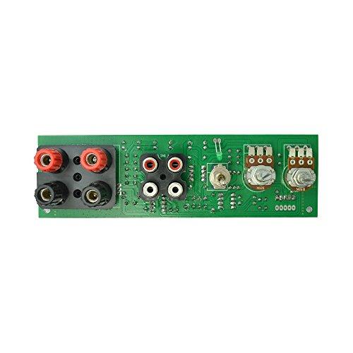 q-baihe Subwoofer Tiefpass Filter Front Panel (Mono-Ausgang)