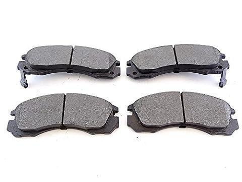 Front Brake Pads Set D530 CBK For DODGE STEALTH EAGLE TALON MITSUBISHI 3000GT