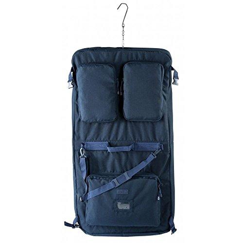 Porte-habits H.R tactique avec pochettes Bleu marine