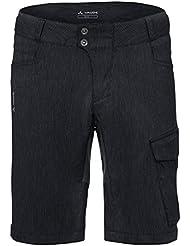 VAUDE Women's Advanced Pants II - Pantalón corto color eclipse, talla 36