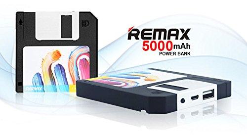 REMAX RPP-17 5000mAh Nero batteria portatile