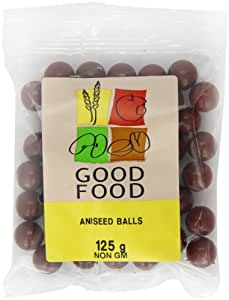 Mintons Good Food Aniseed Balls (pack of 10)